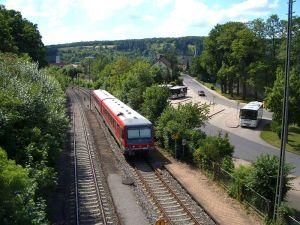 Weikersheim Bhf
