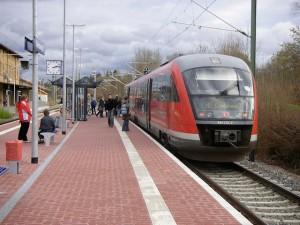 Westfrankenbahn Desiro Weinsberg